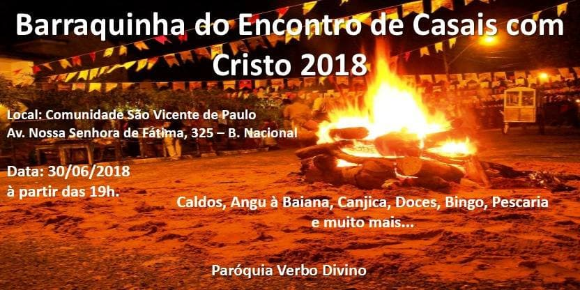 29/06 Barraquinhas do ECC