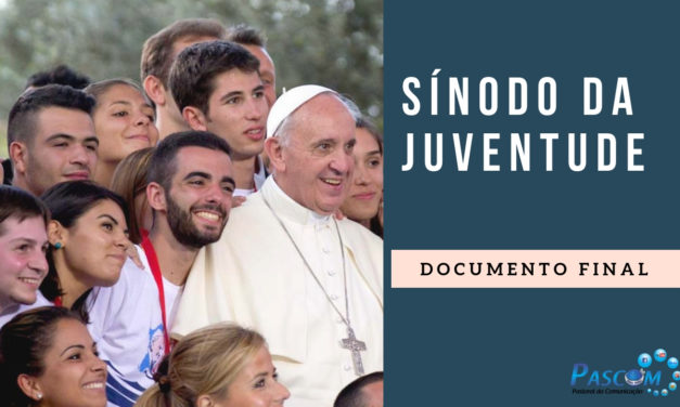 Documento Final sobre o sínodo da juventude